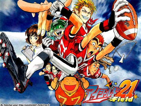 wallpaper android eyeshield 21 eyeshield 21 wallpapers cartoon wallpapers