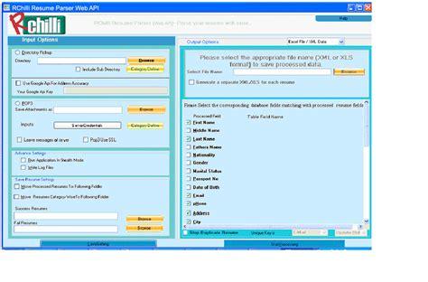 resume formats software easyjob resume builder