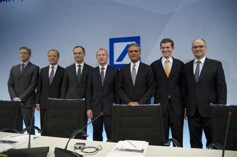 Manager Haftung Fall Kirch Deutsche Bank Nimmt Breuer