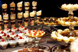 Dessert Buffet Table Ideas Duty Treat Bridalguide