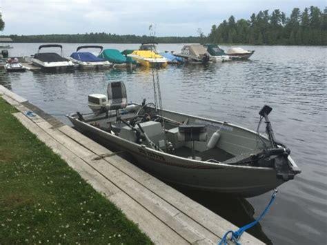 fishing boat ottawa lowe john boat for sale canada