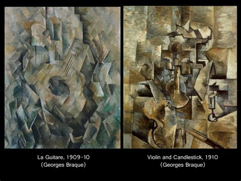 cubism analysis cubism