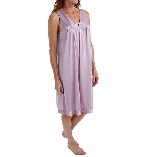 Vanity Fair Coloratura Nightgown vanity fair 30107 coloratura gown ebay