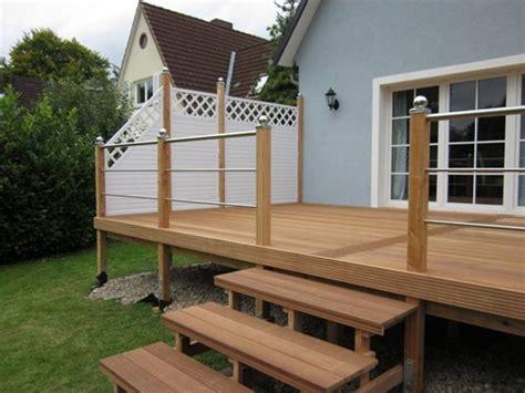 veranda unterkonstruktion terrassen und terrassendielen aus holz und wpc und kiel
