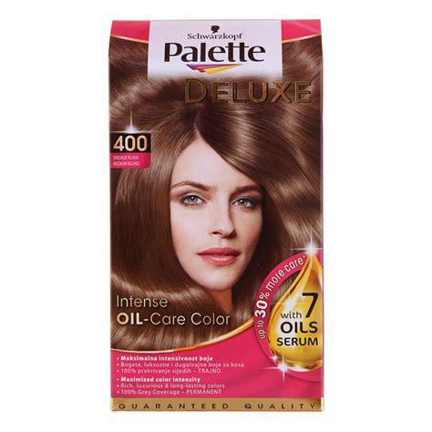 palette boji za kosa katalog palette deluxe 400 srednje plava boja za kosu konzum klik