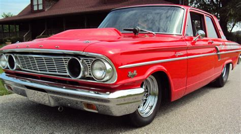 1964 Ford Fairlane Thunderbolt Tribute