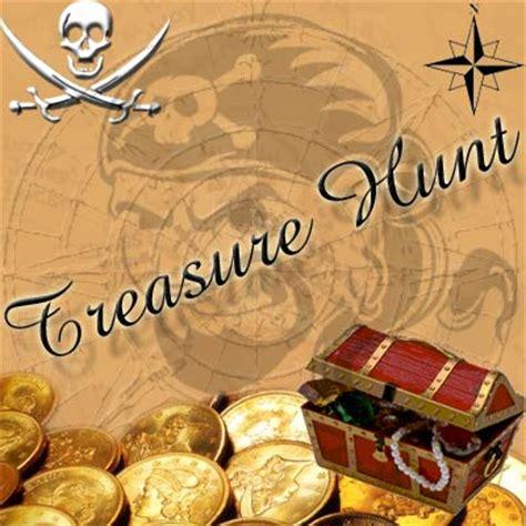 Treasure Hunt easter treasure hunt
