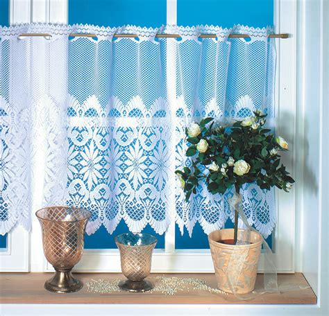new160x60cm drop polyester lace kitchen curtains and lace