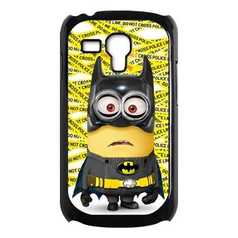 Casing Samsung Galaxy Note 3 Despicable Me Batman Minion Custom Hardca Despicable Me Minions Bat Costume Samsung Galaxy S3