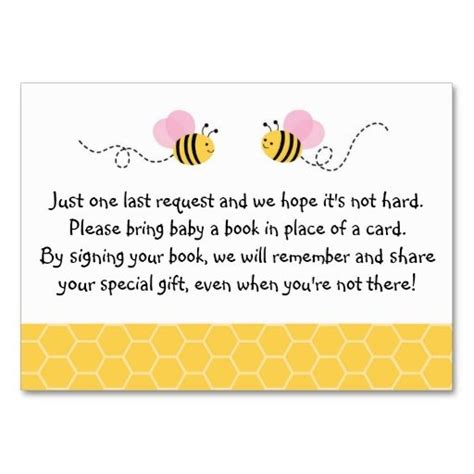 bee card template 1232 best images about bumble bee theme baby shower