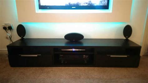 besta led t r floating tv unit project led 5050
