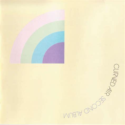 Air Second by Las Galletas De Curved Air Second Album 1971 Uk
