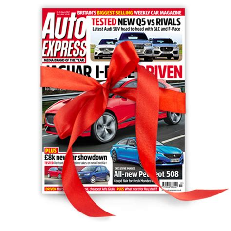 Auto Express Subscription by Gift Subscriptions Auto Express