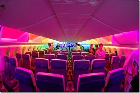 787 Cabin Noise by Living The Liner 787 Flight Wandering Aramean
