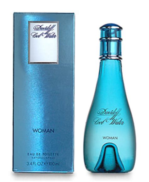 Parfum Evangeline evangeline lilly cool water perfume by davidoff