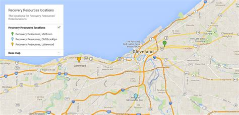 Lakewood Ohio Records Location And Contact Information Cleveland Lakewood Ohio Recovery Resources