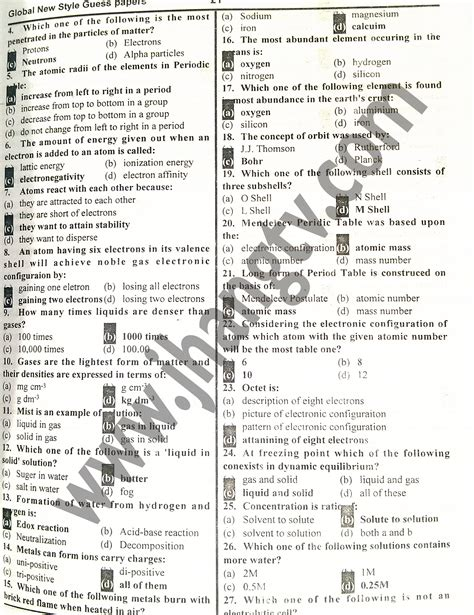 paper pattern of english 9th class 2015 paper 9th class