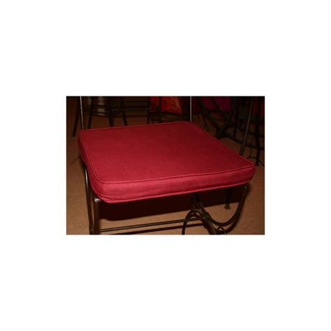 Coussin Assise Chaise by Coussin Galette Matelas
