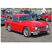 Simon Cars  Harrington TR4
