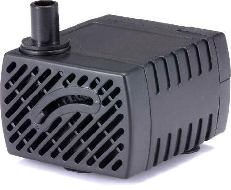 fountain pro wt65lp submersible fountain pump w light
