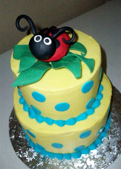 Bug Baby Shower Cakes by Baby Shower Bug Cakecentral