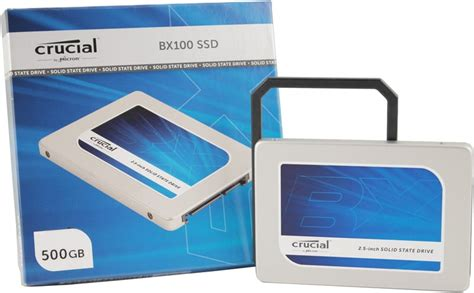 Memory Crucial Bx100 500gb crucial bx100 500gb solid state drive review eteknix