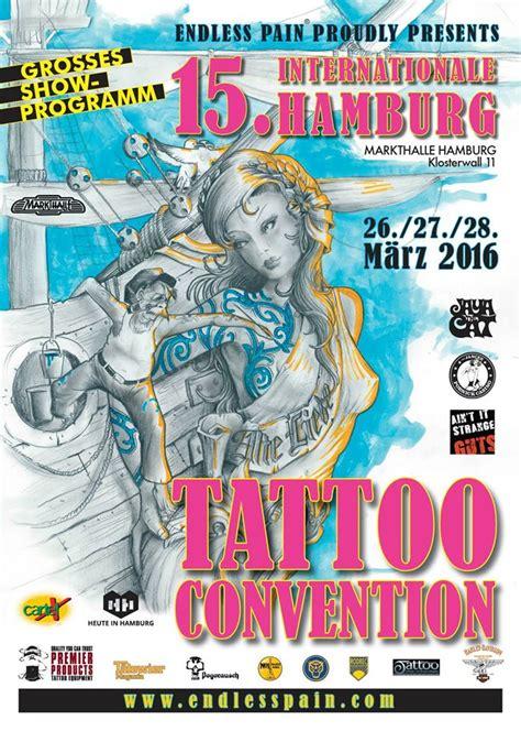 tattoo expo hamilton 2016 tattoo convention markthalle hamburg