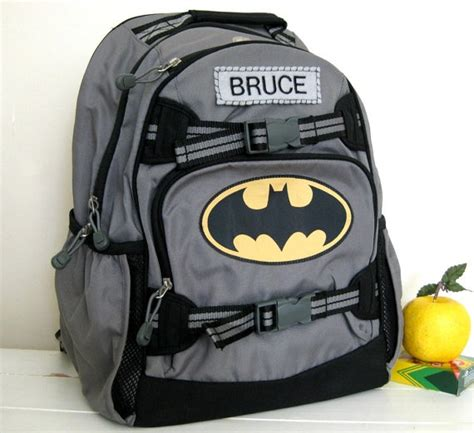 Animal Backpack Tas Anak personalized backpack large size batman and backpacks