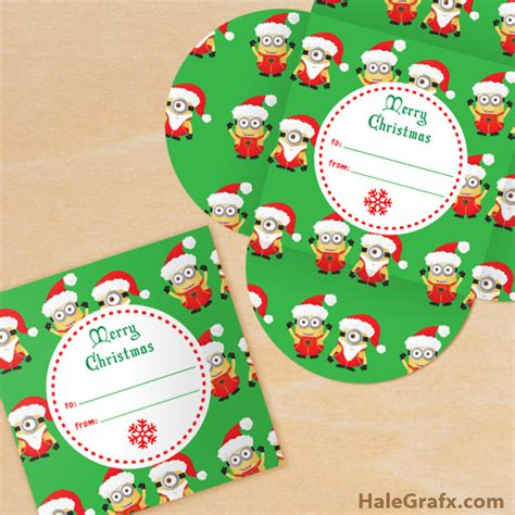 Free Printable Christmas Gift Card Holders - free printable christmas minion gift card holder