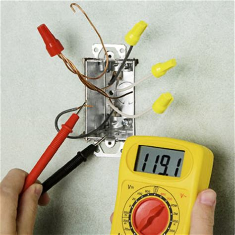 how to check electrical wiring testing a receptacle how to install a switch or