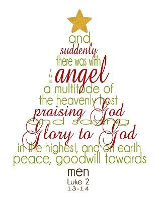 bible verse christmas tree christmas pinterest