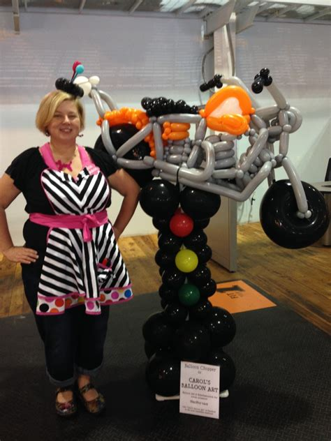 Hire carol s balloon art balloon twister in charleston south carolina