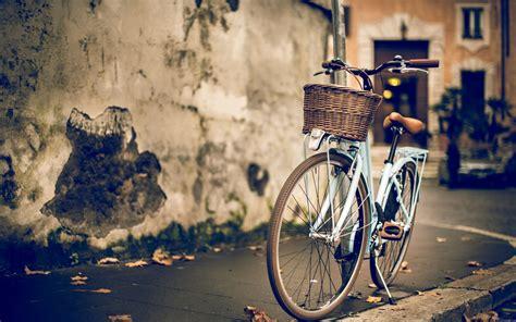 classic bike wallpaper hd hintergrundbilder vintage frauen fahrrad my hd wallpapers