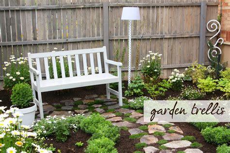 trellis in the garden trellis from my secret garden not just a