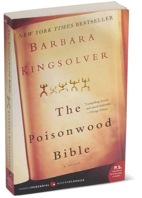 the poisonwood bible poisonwood bible by barbara kingsolver bloggers book club