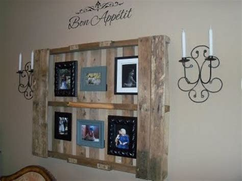 Decorating Ideas Using Pallets Wall Decor Ideas With Pallets Wood Pallet Ideas