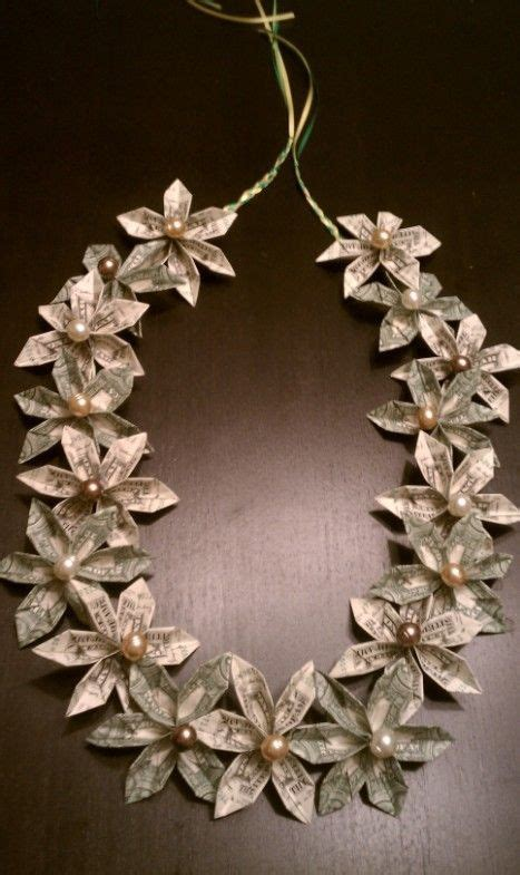 paper flower lei pattern 75 best images about origami on pinterest graduation