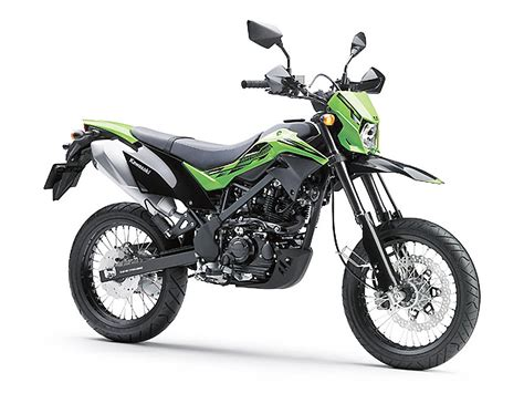 Modifikasi Lu Vespa by 2016 New Kawasaki Dtracker 150 150 Se Indonesia
