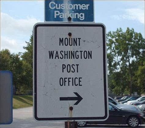 Mt Washington Post Office by Wykoff S Wbal Radio On The Chopping Block