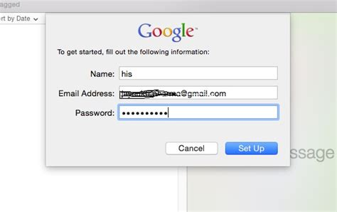 Gmail Calendar Login How To Login Logout Gmail Account From Mail App Yosemite