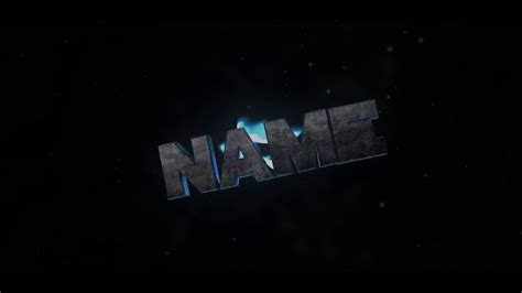 template intro after effects download dark blue cinema 4d after effects shockwave intro template