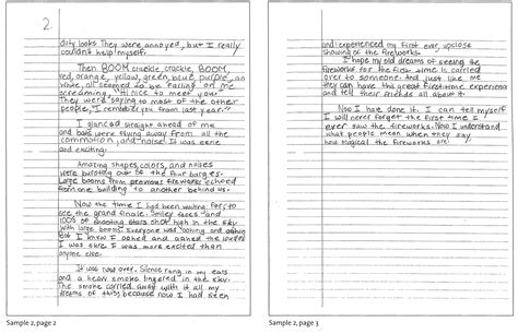 Essay 6th Grade by Wilmington Montessori School Gt Elementary Ages 9 12 Writing Sles