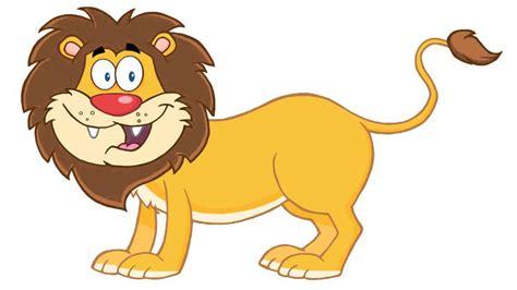 imagenes de leones sin color como desenhar um le 227 o dos desenhos animados youtube