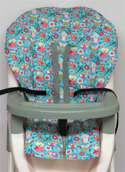 Replacement Graco High Chair Cover High Chair Cover Graco Pad Replacement Girly Owls