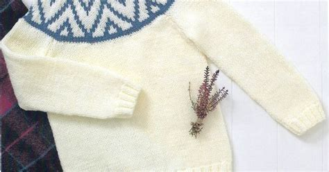 pattern katie morag jumper katie morag jumper knitting pattern available from www
