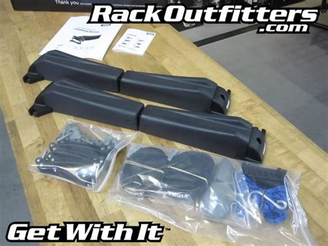 Rack Outfitters by Unpacking The New Thule 811 Sup Shuttle By Rack Outfitters