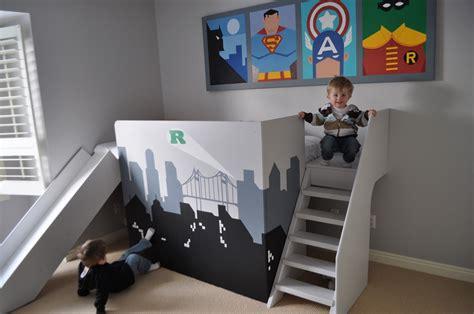 super hero bedroom superhero themed boys room interior design ideas
