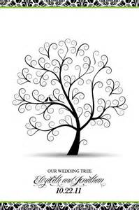 Wedding Family Tree Template by My Wedding Tree Guestbook Poster Weddingbee Photo Gallery