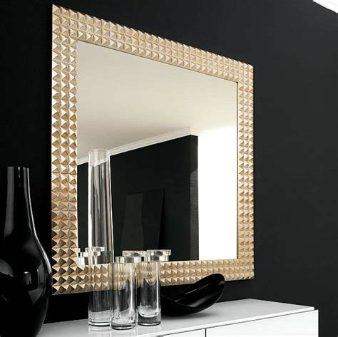 modern wall mirror design stylish modern mirror design decoist