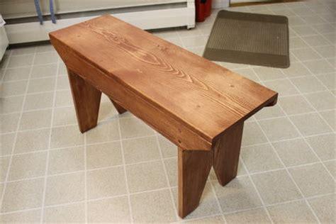 five board bench 5 board bench by markswoodcraft lumberjocks com